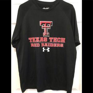 Men's Texas Tech medium loose T shirt